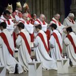 27 juin 2015 : Ordination sacerdotale en la Cathédrale Notre Dame de Paris (75).