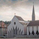 Abbaye de La Pierre qui Vire